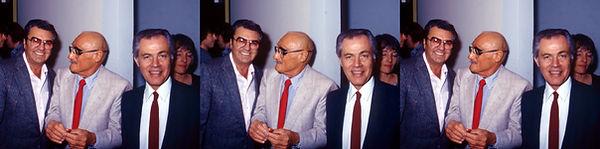 1990 House of Wax Paul Picerni, Andre de