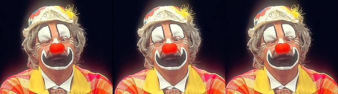Allan-Griffin-Clowning-Around-3D by Alla