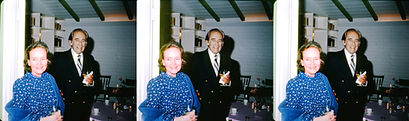 1982 Teresa Wright and Louis Nye Sept by