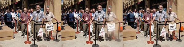 2006 3D Filmfest Tom Koester, Stephen Gi
