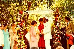 1977 Rabbi Laura Geller with Susan Pinsk