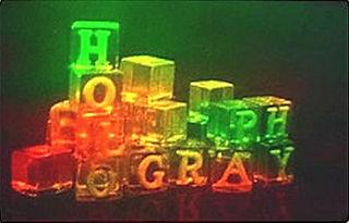 White Light Rainbow Transmission image b