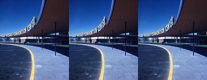 111 Las Vegas Convention center exterior