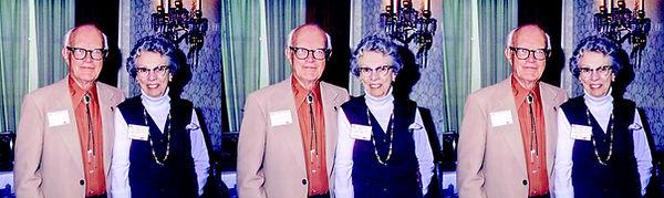 1979 Seton & Isabelle Rochwite at Hartfo