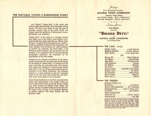1952_11_26 Bwana Devil Premiere program 2.jpg