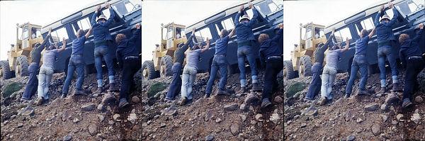 Ferwerda 379-6 1976 Ijsland weggezakte L
