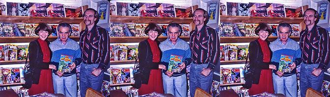 1983_Susan_Pinsky_Jack_Kirby_and_Tony_Al