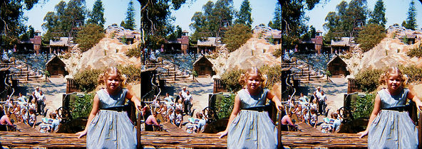 Panning for Gold at Knotts in the 1950s