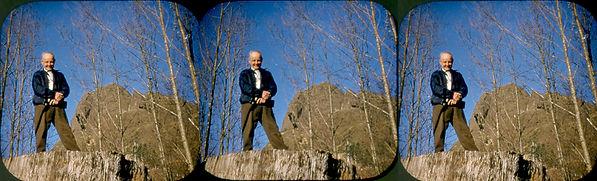 1956 William Gruber on Saddle Mountain N