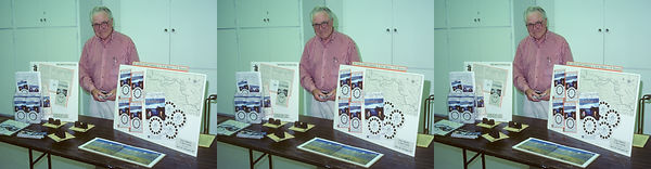 2001 Charley Van Pelt at Stereo Club of
