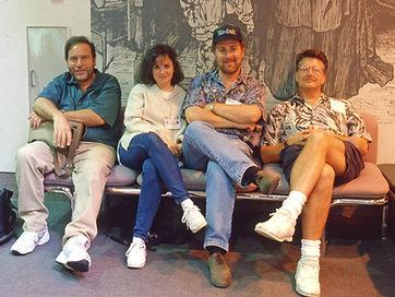1996 NSA Rochester NY L to R- Sheldon Ar