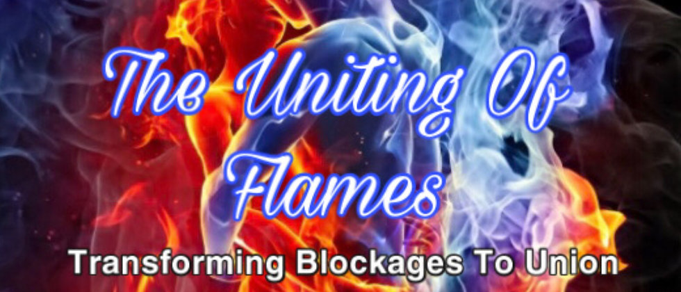 The Uniting Of Flames Transforming Light Transmission