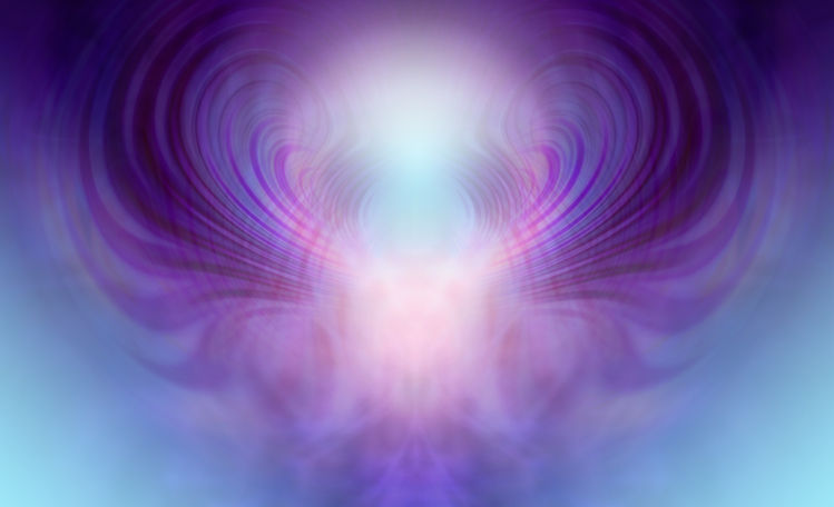 Healing  with your I AM presence. Goddes