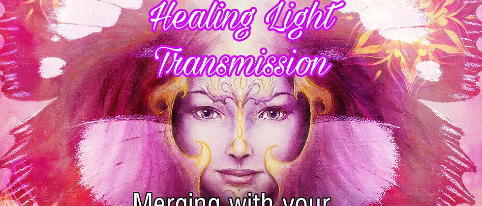 Galactic Attunement Healing Light Transmission
