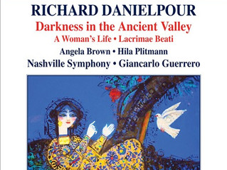 New CD: Darkness in the Ancient Valley