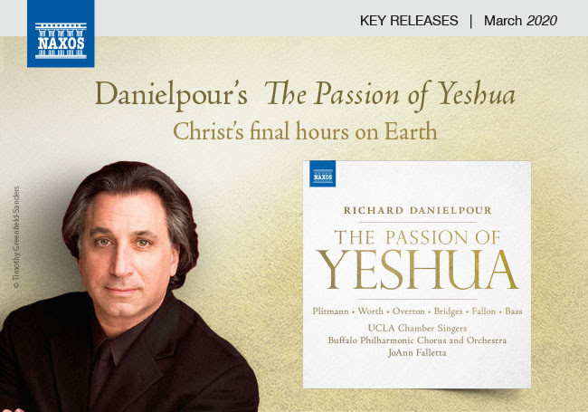 CD Release: The Passion of Yeshua