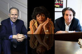 A Standing Witness: A conversation with Rita Dove, Richard Danielpour, and members of Music from Cop