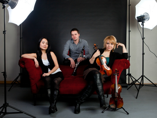 "Richard Danielpour's ""Lamentation"" by the Zodiac Trio"