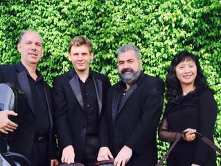 "Performance: ""String Quartet #7"" by the Delray String Quartet"