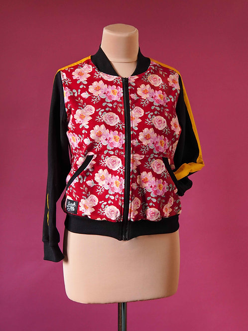 Bomber Gaspard - Roses - Taille M (40-42)