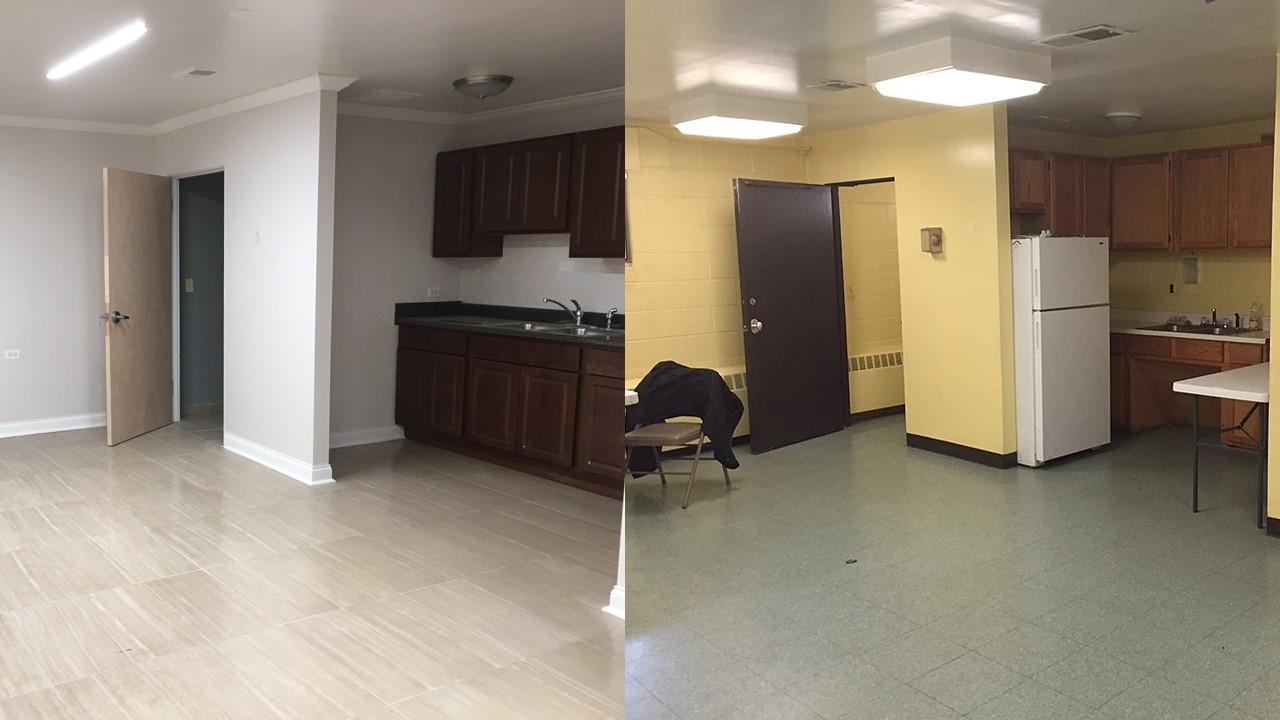 Trumbull Park Community Room Renovation