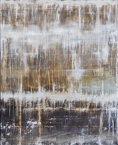 » TENSIONE « / 100 x 80 cm