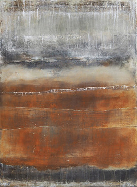 » DISTANZA « / 110 x 80 cm