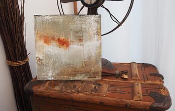 » CORAGGIO « / 30 x 30 cm