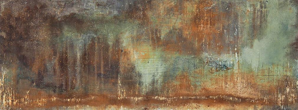 » ROTTAMI « / 40 x 100 cm