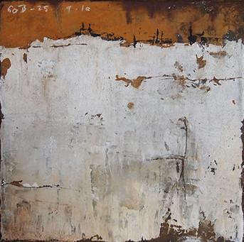 » CONTARE « / 20 x 20 cm