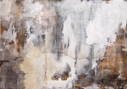 » SCAPPARE « / 50 x 70 cm