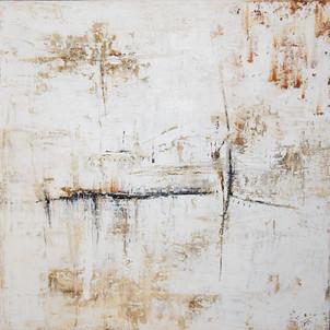 » PUREZZA « / 50 x 50 cm