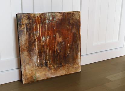 » SPANDERSI « / 40 x 40 cm