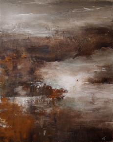 » VIAGGIO « / 100 x 80 cm
