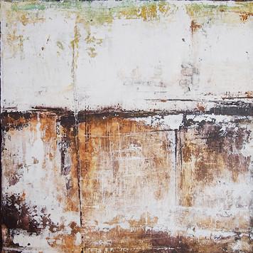 » SOPRATTUTTO « / 40 x 40 cm