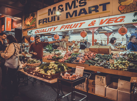 ADELAIDE CENTRAL MARKET • THE UNDERRATED GEM