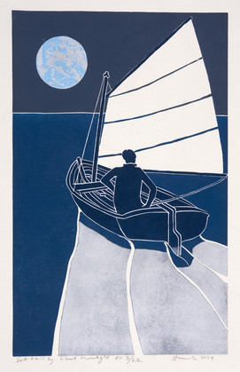 Set Sail By Silent Moonlight