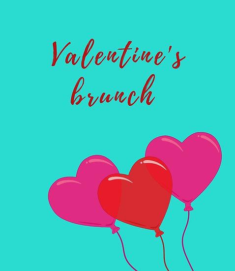 Valentine's Brunch