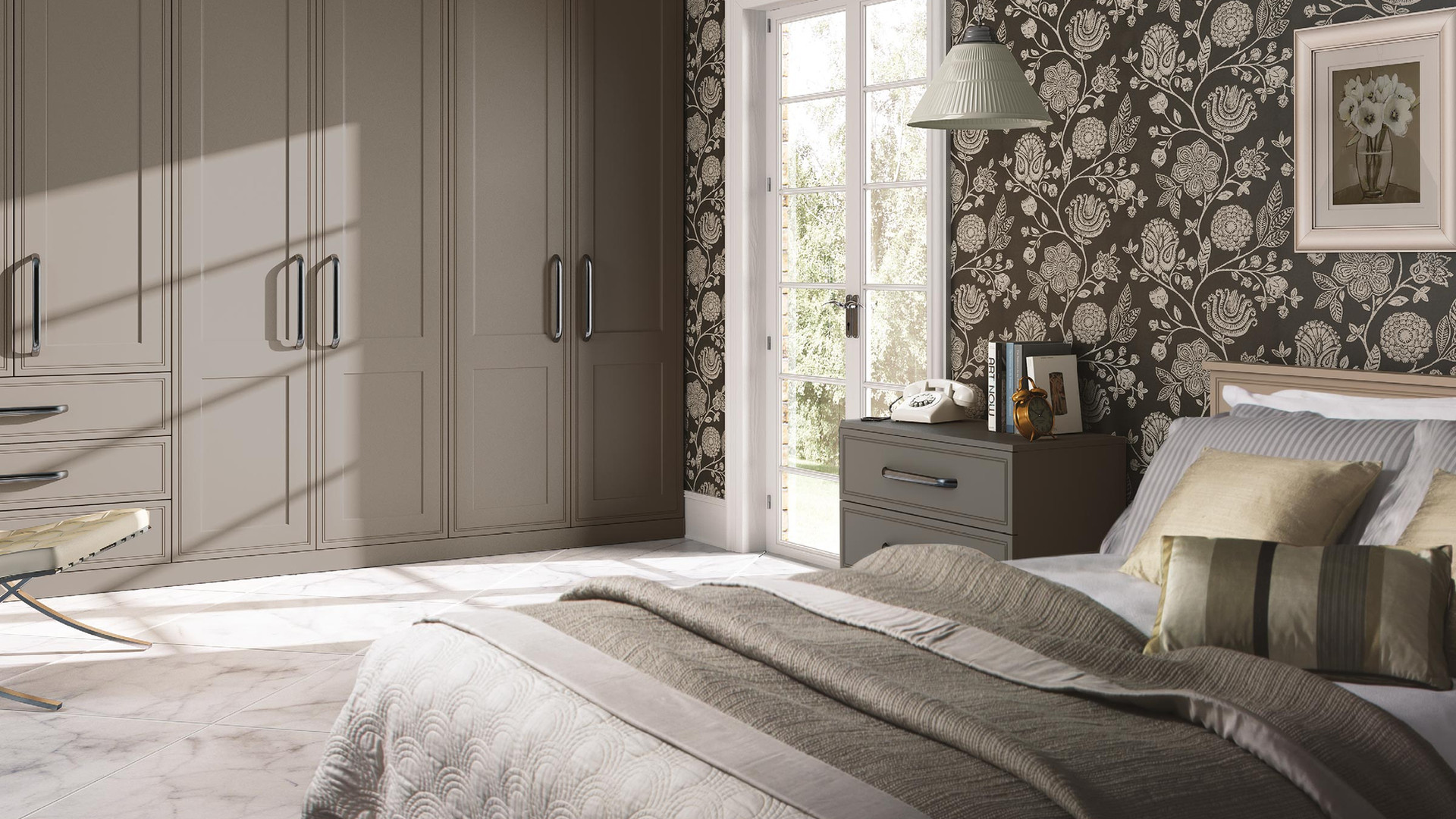 Tullymore Stone Grey