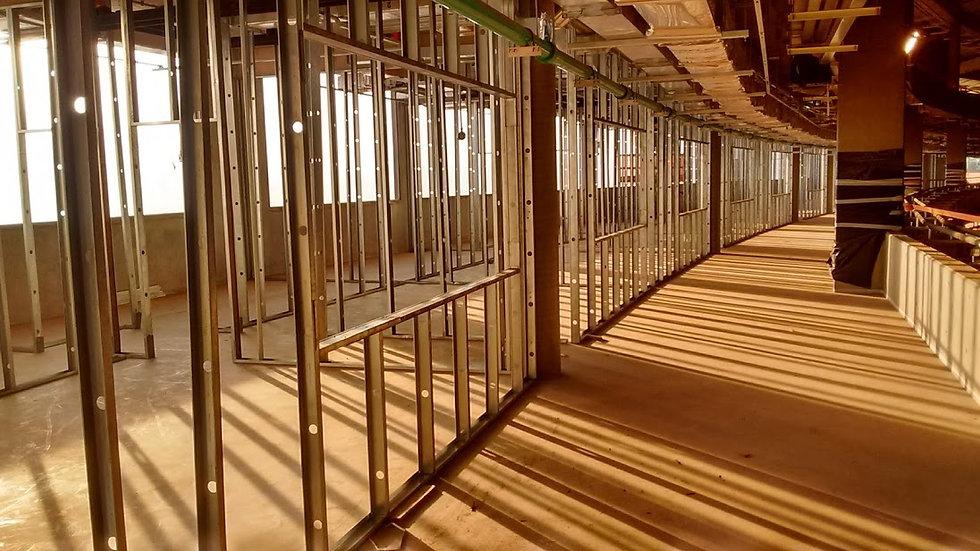 Drywall e Steel Framing
