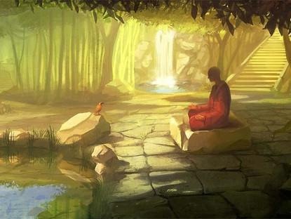 瞑想について