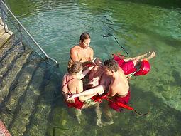 Aquamed Tauchversicherung bei der ChiemgauTauchschule