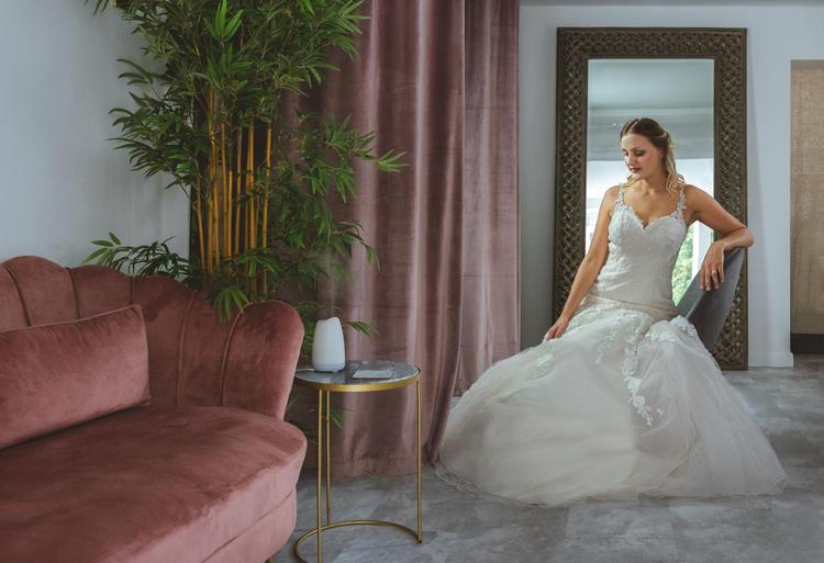Wedding Preparation Photography