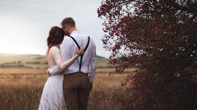 Cuckmere Haven Wedding Portraiture