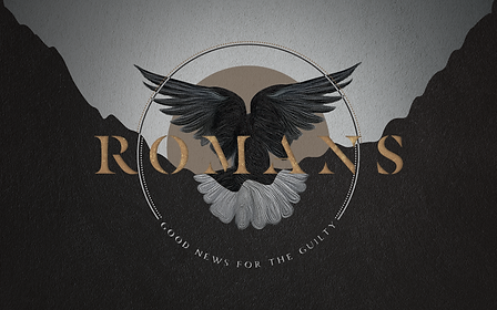 Kings Church Seaford - Romans Sermon Series Artwork