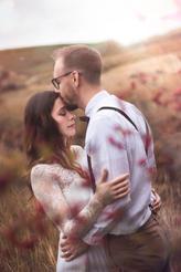 Cuckmere Haven Wedding Portraits