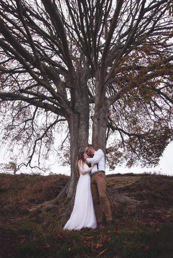 Natural Wedding Portraiture