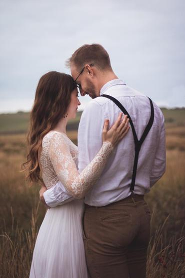 Countryside Wedding Portraiture