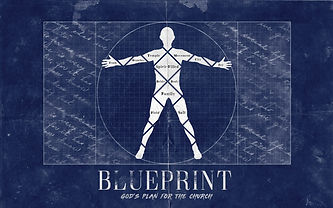 Kings Church Seaford - Blueprint Sermon Series Artwork