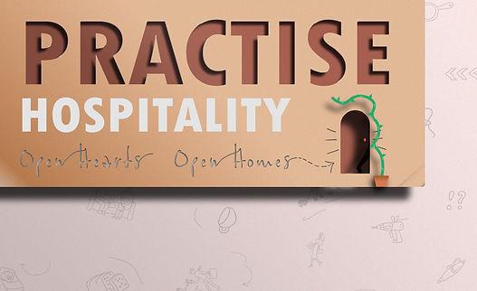 KingPractise Hospitality Journal Artwork